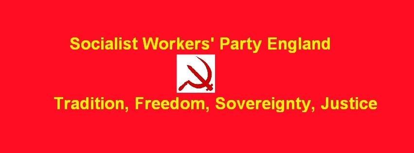 Socialist Workers' Party England
