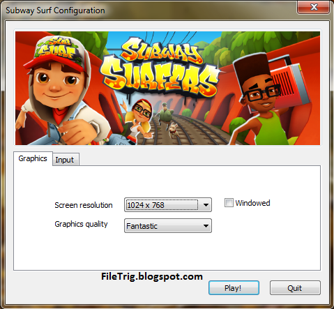 Subway Surfers PC Game