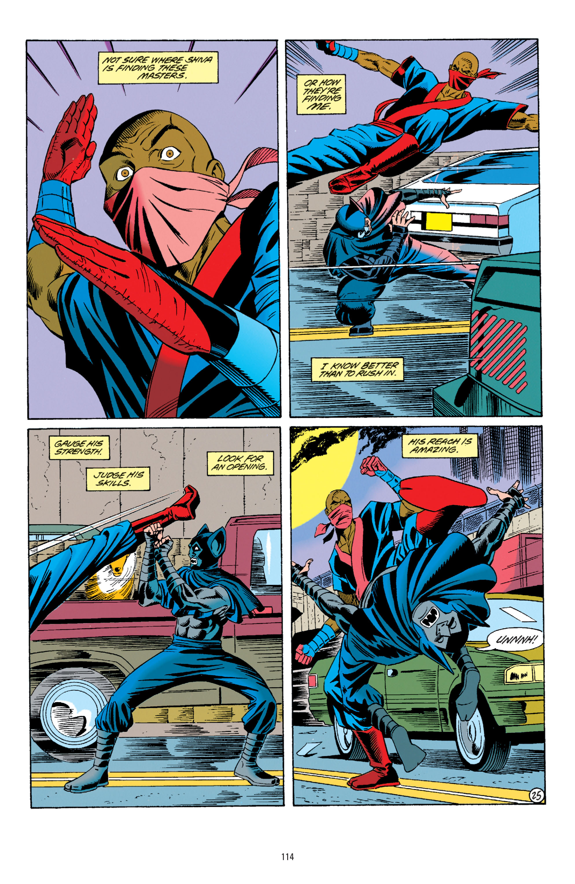 Detective Comics (1937) Issue #676 Page 26