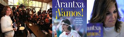 Sánchez Vicario presenta su autobiografía