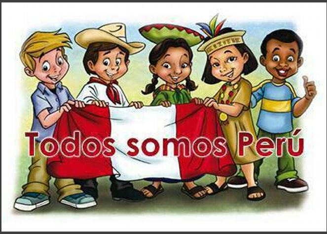 Fiesta y cultura felices fiestas patrias amado per for Diario mural fiestas patrias chile