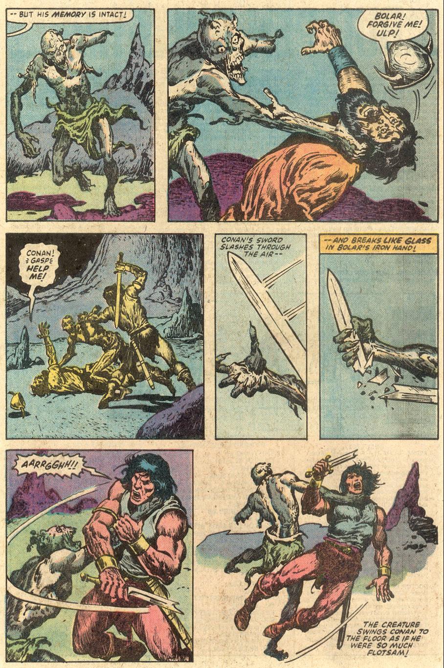 Conan the Barbarian (1970) Issue #149 #161 - English 22