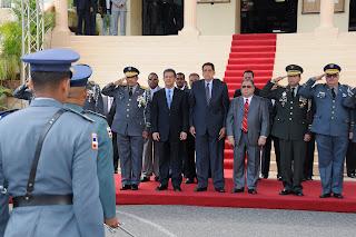 Leonel pide aprobar reforma PN