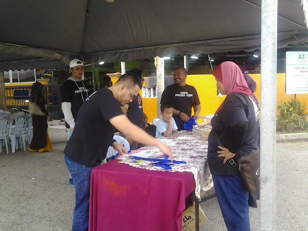 Shopping Raya Projek Iqra-Rumah Attaqwa ,Puchong Perdana