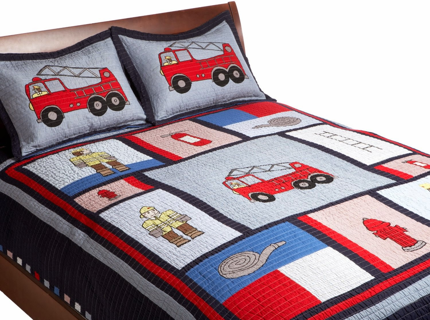 Bedroom Decor Ideas And Designs Fire Truck And Fireman Bedroom Decor Ideas