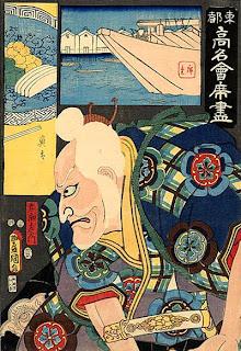 Репродукции японских гравюр