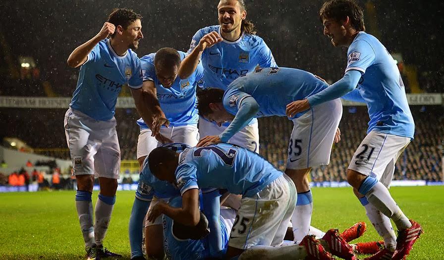 Liga Inggris, Pekan 23, Hasil Liga Inggris, Manchester City, Man.City, M.C