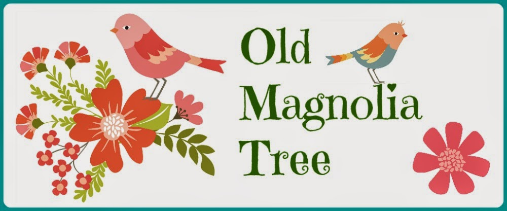 Old Magnolia Tree