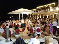 Milonga de blanco Hotel Port Adriano
