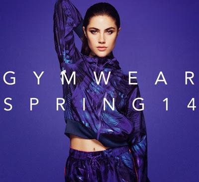 Oysho ropa deportiva primavera verano 2014