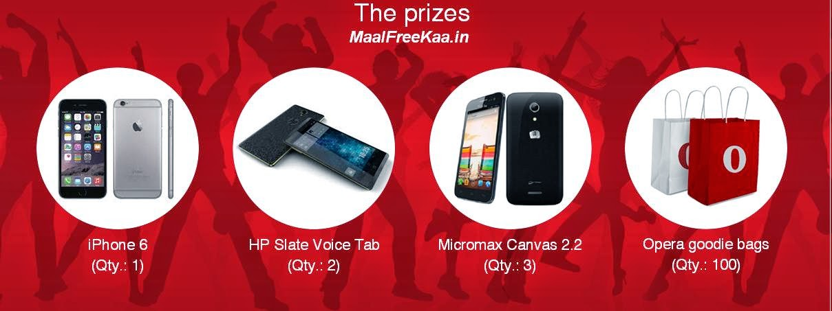 Iphone 6 free prize giveaways