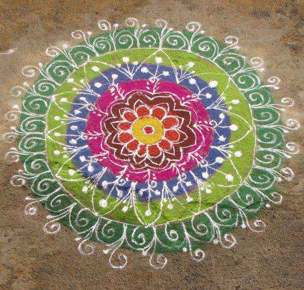 Sankranthi Subhakankshalu / Happy Pongal