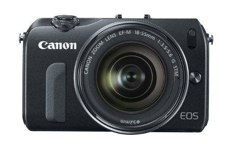 Canon EOS M Compact System Camera
