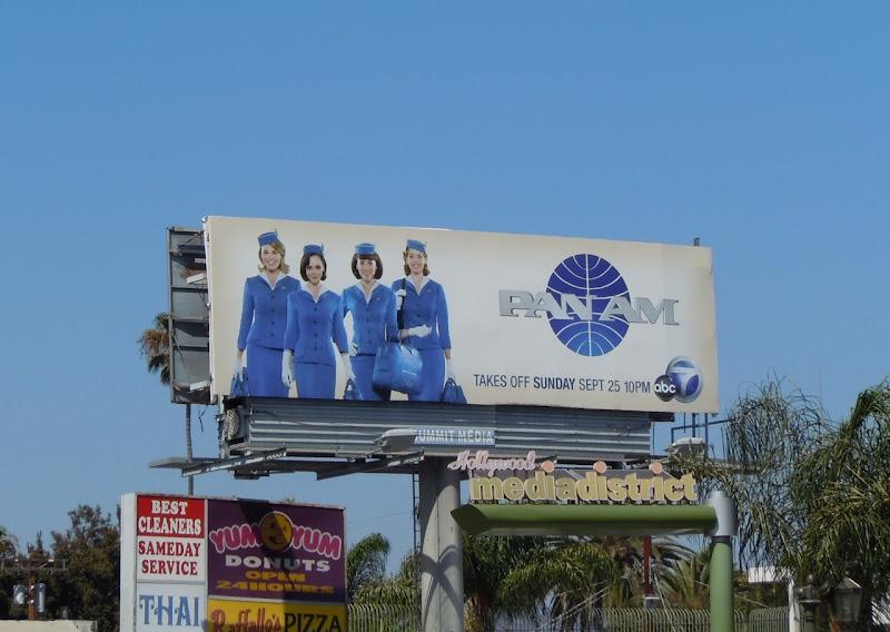Pan Am ABC billboard