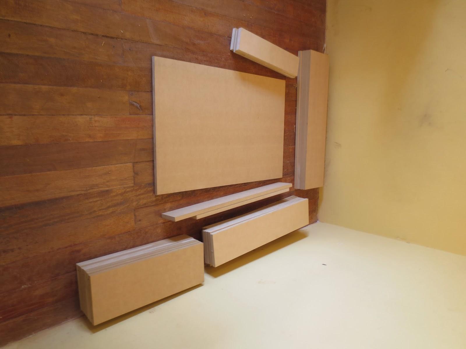 Imagenes de muebles de madera faciles de hacer - Manualidades con madera faciles ...