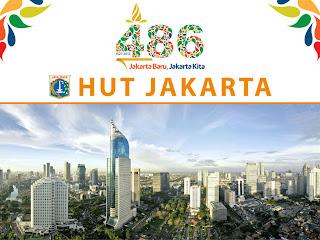 Pembelajaran dari HUT Jakarta ke 486 untuk cara Indonesia bangkit