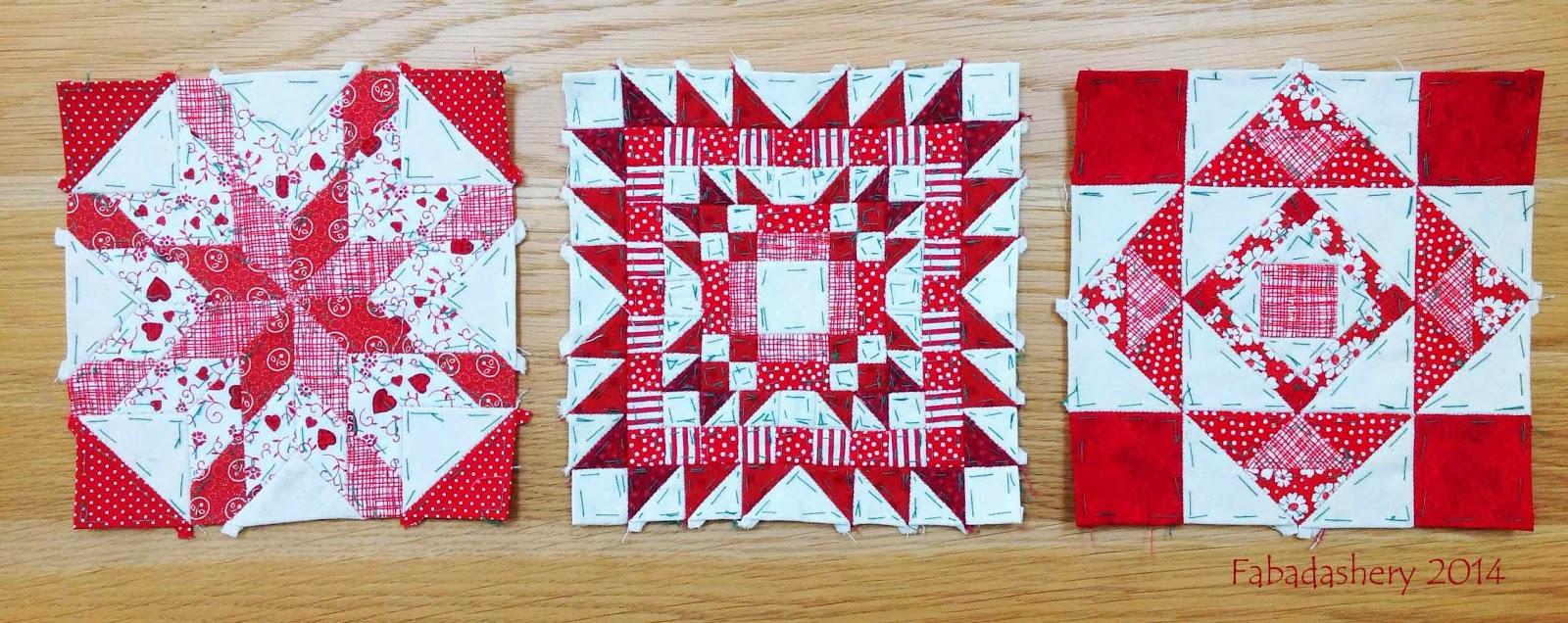 Nearly Insane Quilt Blocks - Draw 20