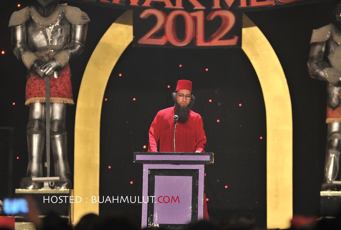 Maharaja Lawak Mega 2012