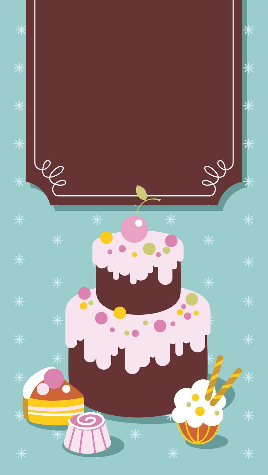 Cake With Photo Frame : BluebearryArt: Cake Frame