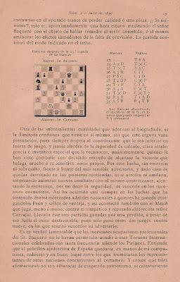 Artículo de José Tolosa y Carreras en la Revista Ruy López (3)