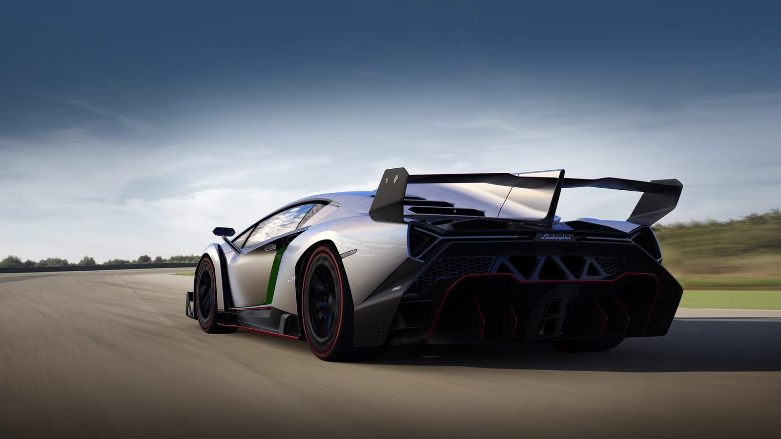 £3Million Lamborghini Veneno Concept