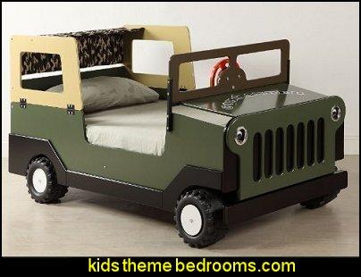 Commando Truck Bed