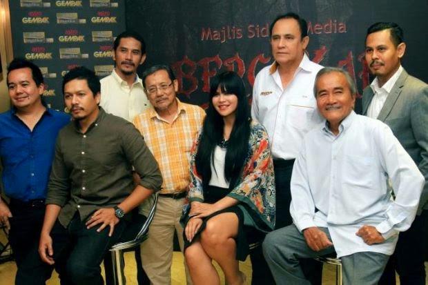 Yusof Haslam Tunggu 23 Tahun Terbitkan Drama 'Bercakap Dengan Jin'