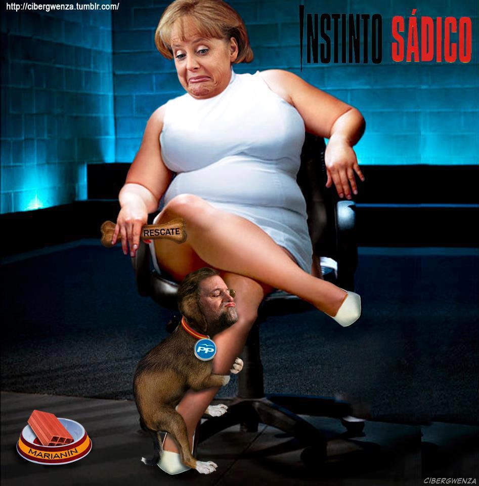 ***LAS CAGADAS DE RAJOY*** Angela-merkel-y-mariano-rajoy-instinto-sadico
