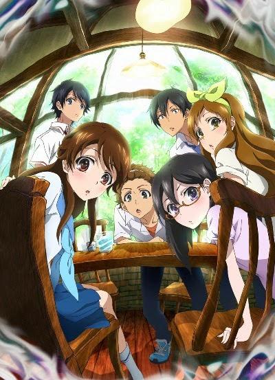 [ Info-Anime ] Video Promo Anime Glasslip Yang Akan Tayang Bulan Juli 2014