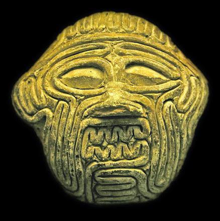 Máscara de Humbaba: Dictador, canciller o caudillo de un territorio, al servicio del templo