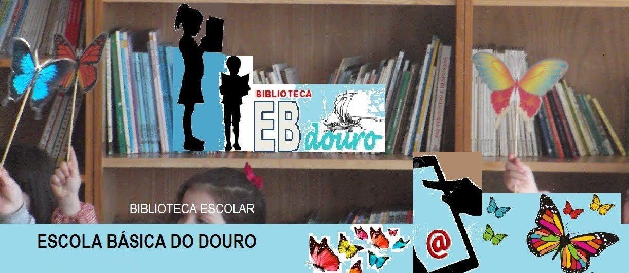 Biblioteca escolar EB Douro