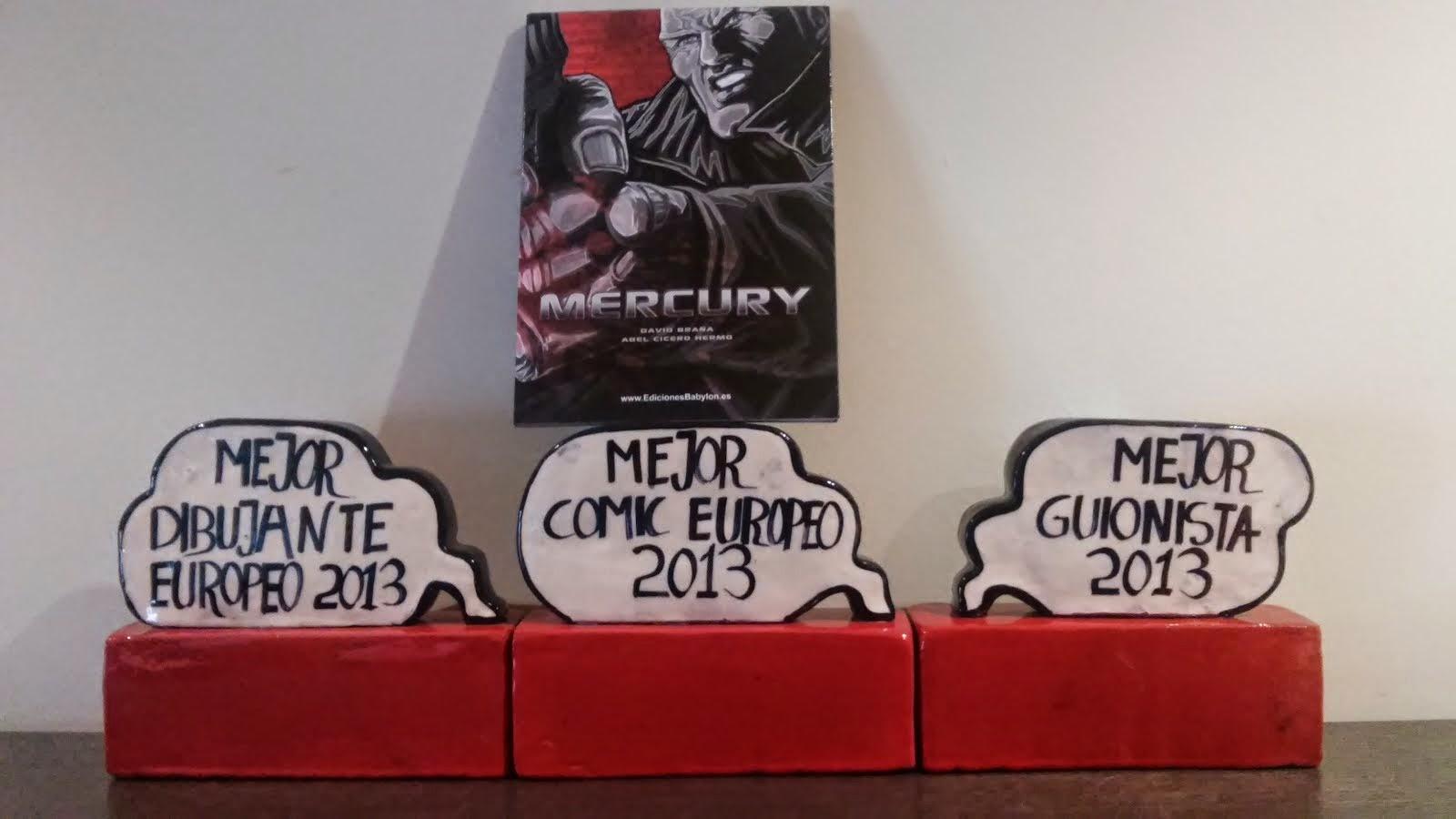 Premios de Mercury