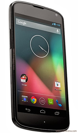 LG Nexus 4 E960 Latest firmware free download