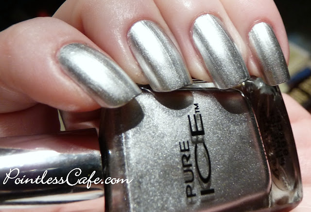 Pure Ice Silver Mercedes