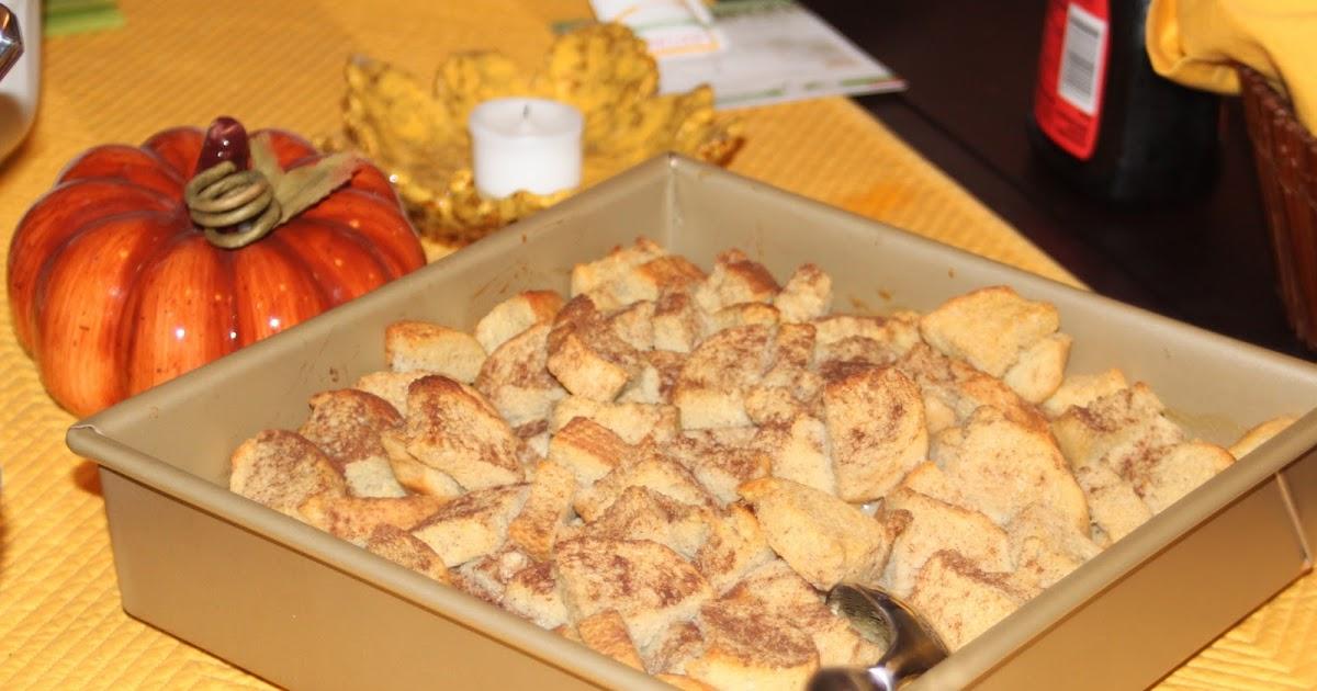 Pineapple Grass: Apple Cinnamon French Toast Bake