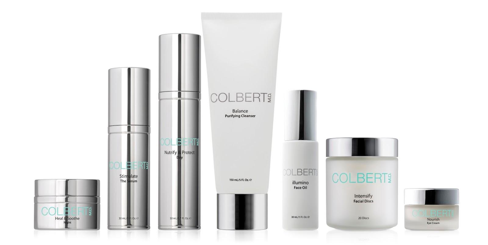 ColbertMD skincare