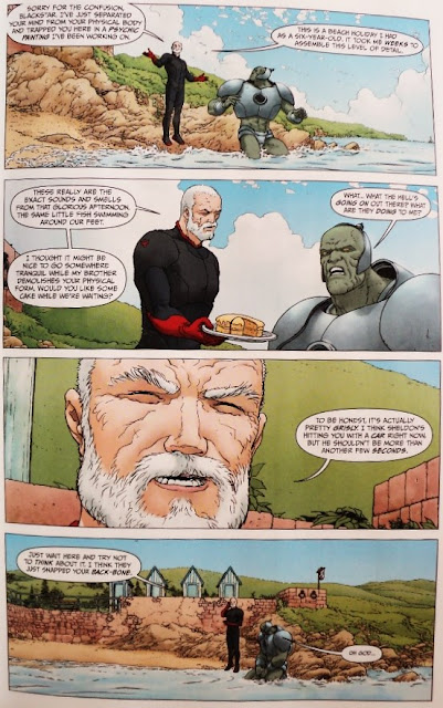 Jupiter's Legacy # 1 - Mark Millar Frank Quitely