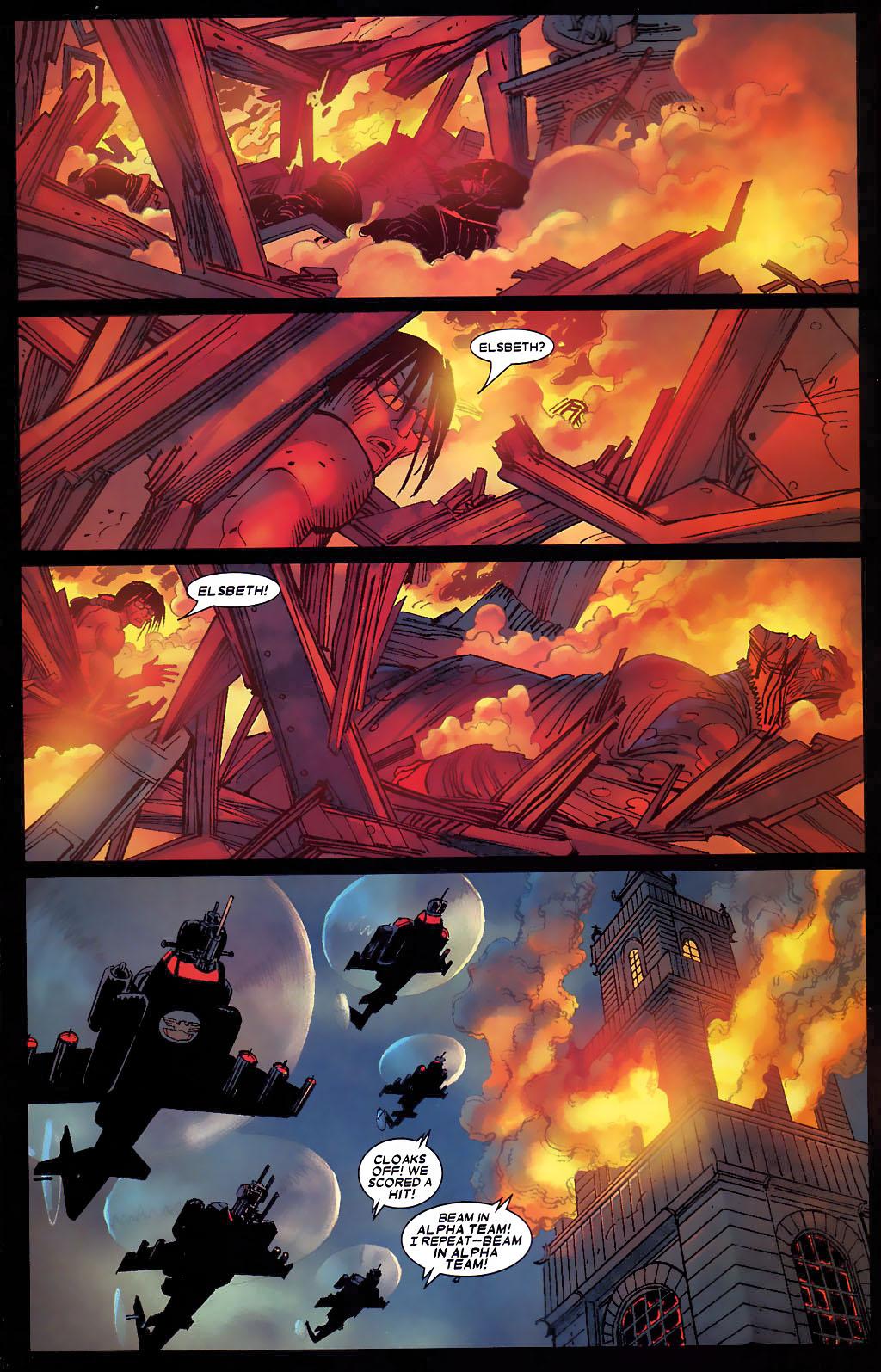 Read online Wolverine (2003) comic -  Issue #30 - 14