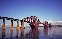 Forth Bridge (Edinburgo, Escocia)