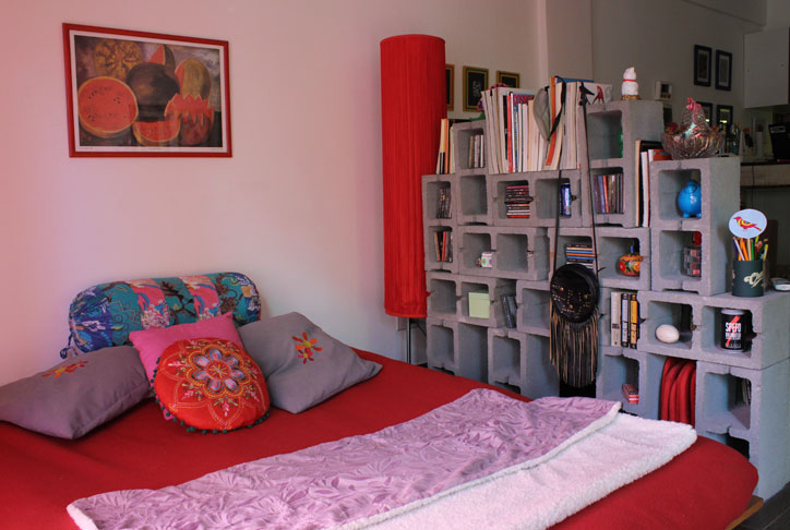 decoracao alternativa de apartamento:Espacios Pequenos Grandes Ideas