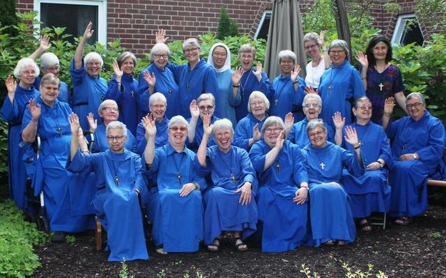 Sisters of SSJD