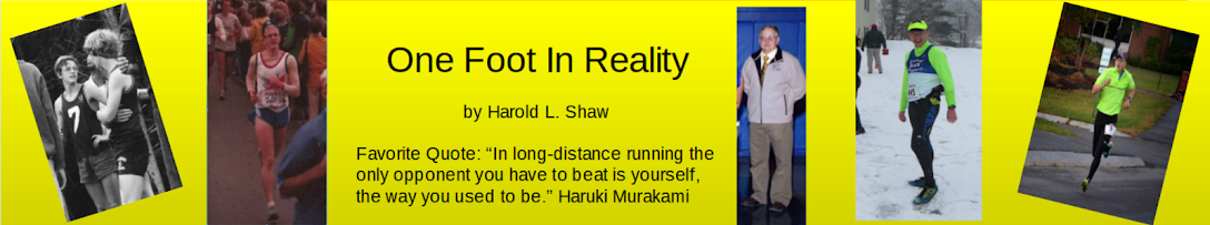 One Foot In Reality