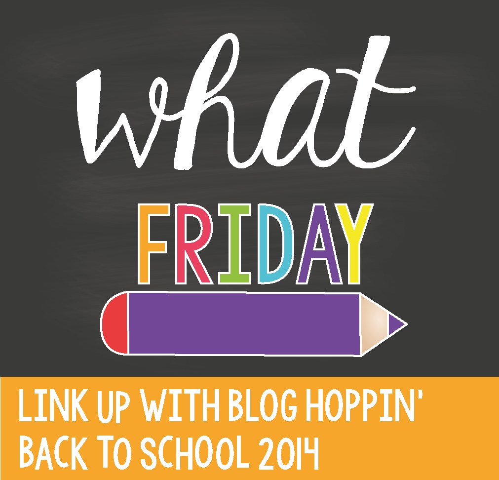Blog Hoppin What Friday Curriculum & Resources