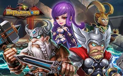 The Battle of Gods-Apocalypse v0.14.18 Mod Apk