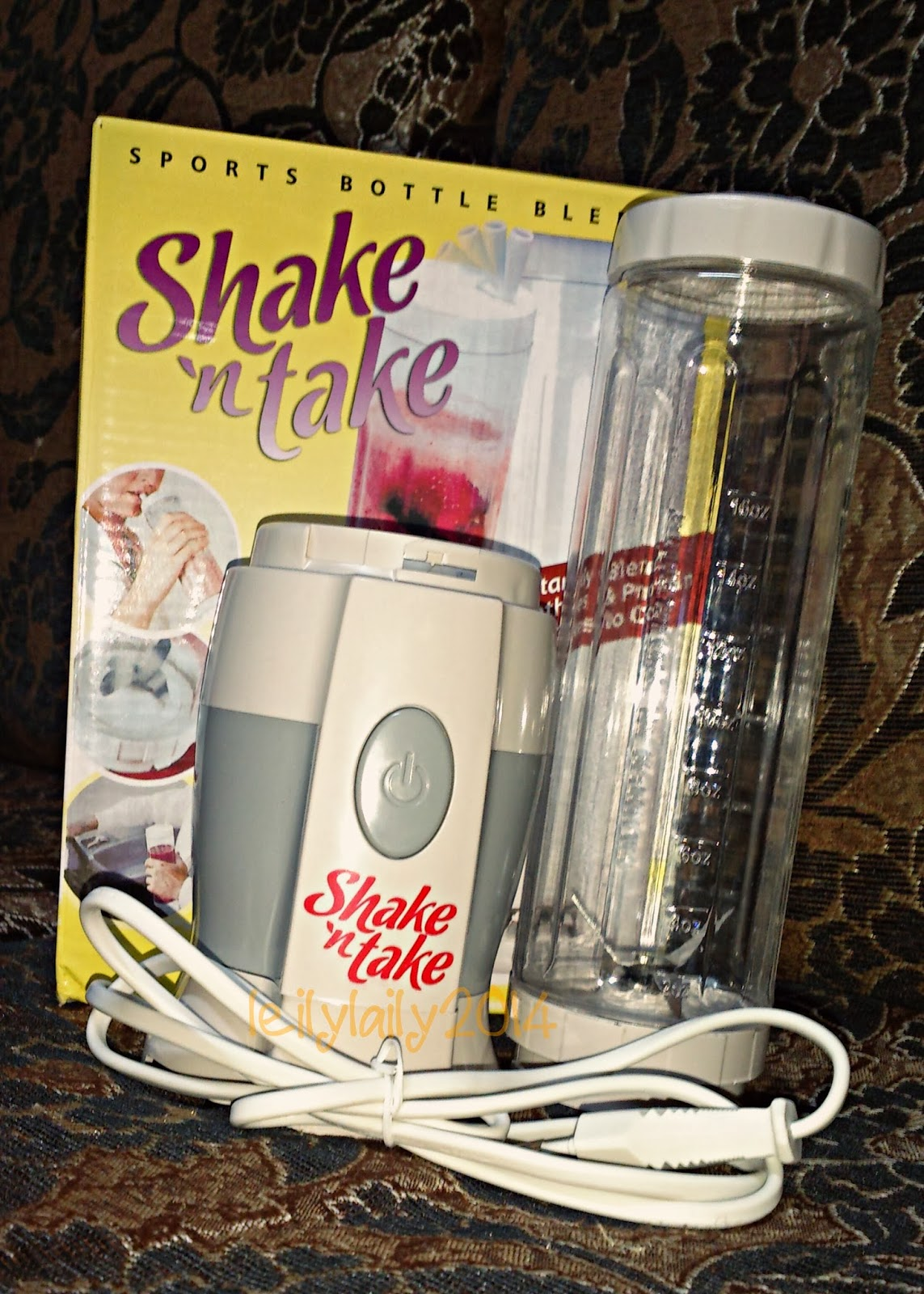 Shake N Take Mini Blender