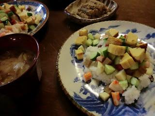 おせち料理リサイクル