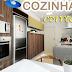Cozinha corredor – veja lindos modelos para apartamentos + dicas de decoração!