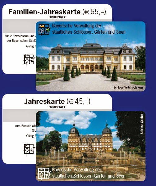 mehrtagesticket card