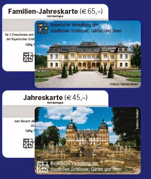 mehrtagesticket card
