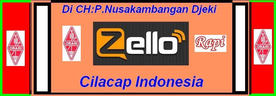 Komunikasi, ZELLO INDONESIA  MENGGUNAKAN Hp. Zello for iPhone Zello for HP Android BB Zello